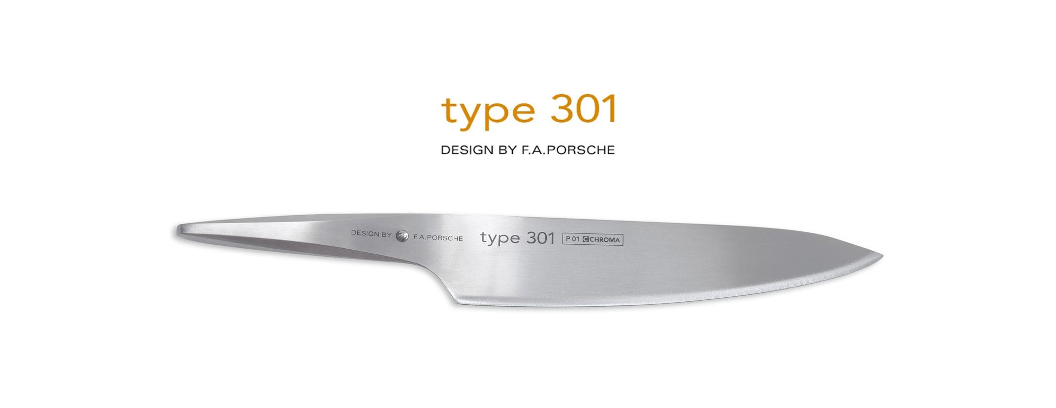 Typ 301 - DESIGN BY F. A. PORSCHE