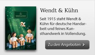 Wendt & Kühn - Holz Engel